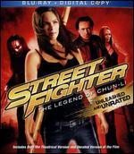 Street Fighter: The Legend of Chun-Li [2 Discs] [Blu-ray] - Andrzej Bartkowiak