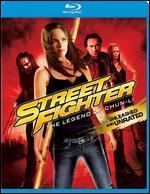 Street Fighter: The Legend of Chun-Li [Blu-ray]