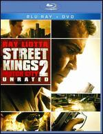 Street Kings 2: Motor City [Unrated] [Blu-ray/DVD]