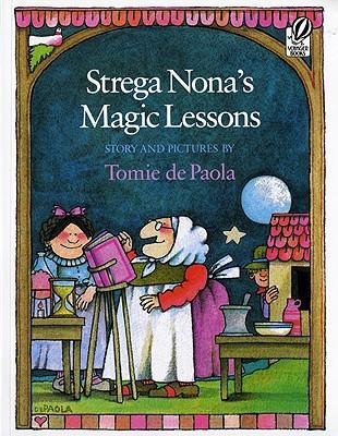 Strega Nona's Magic Lessons -