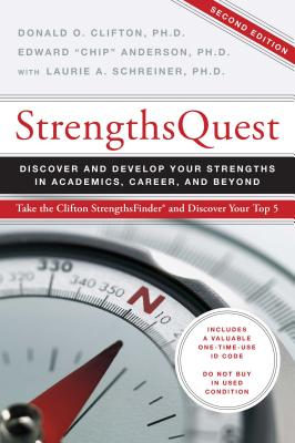 Strengthsquest - Clifton, Donald O, PH.D., PH D