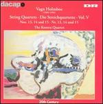 String Quartets, Vol. 5