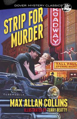 Strip for Murder - Collins, Max