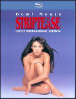 Striptease [Uncut International Version] [Blu-ray] - Andrew Bergman