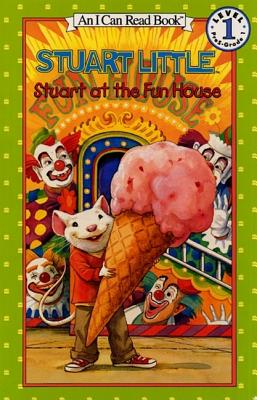 Stuart at the Fun House -