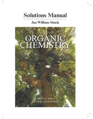 student s solutions manual for organic chemistry book by leroy g rh alibris com Teaching Textbooks Algebra 1 Textbook