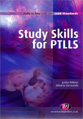Study Skills for Ptlls - Gravells, Ann (Editor)