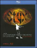 Styx and the Contemporary Youth Orchestra of Cleveland: One with Everything [Blu-ray]