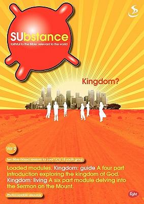 SUbstance: Kingdom? v. 2 - Jones, Helen (Editor), and Hill, Darren (Editor)