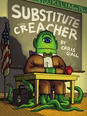 Substitute Creacher - Gall, Chris