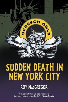 Sudden Death in New York City - MacGregor, Roy