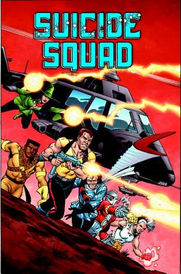 Suicide Squad, Volume 1: Trial by Fire - Ostrander, John