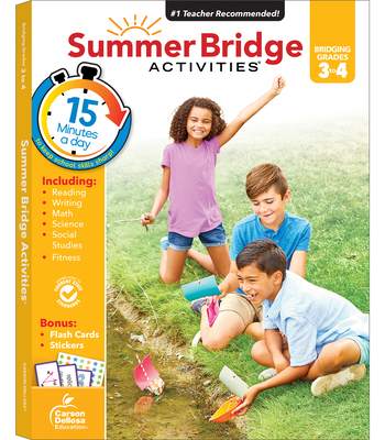 Summer Bridge Activities(r), Grades 3 - 4 - Summer Bridge Activities (Compiled by)