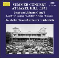 Summer Concert at Hazel Hill, 1871 - Stockholm Strauss Orchestra; Mika Eichenholz (conductor)