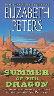 Summer of the Dragon - Peters, Elizabeth