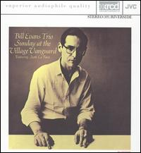 Sunday at the Village Vanguard - Bill Evans Trio