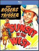 Sunset in the West [Blu-ray]
