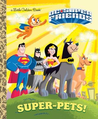 Super-Pets! (DC Super Friends) - Wrecks, Billy