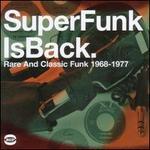 SuperFunk, Vol. 5: SuperFunk Is Back -- Rare and Classic Funk 1968-1977
