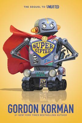 Supergifted - Korman, Gordon