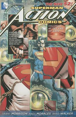 Superman Action Comics Volume 3: At The End of Days HC (The New 52) - Morrison, Grant