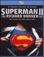 Superman II: The Richard Donner Cut [Blu-ray]
