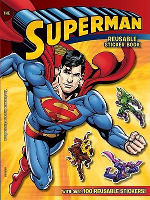 Superman: Reusable Sticker Book - Sudeith, Alaina