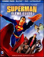 Superman vs. The Elite [2 Discs] [Includes Digital Copy] [Blu-ray/DVD]