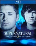 Supernatural: The Complete Second Season [4 Discs] [Blu-ray]