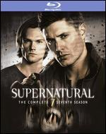Supernatural: The Complete Seventh Season [4 Discs] [Blu-ray]