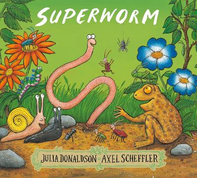 Superworm - Donaldson, Julia