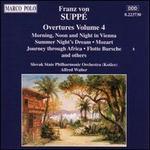 Suppé: Overtures Vol. 4