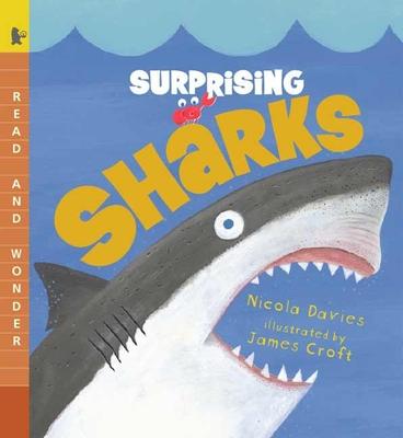 Surprising Sharks: Read and Wonder - Davies, Nicola