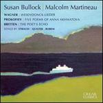 Susan Bullock Sings Wagner, Prokofiev, Britten, Strauss, Quilter & Rorem