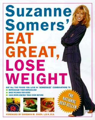 Suzanne Somers' Eat Great, Lose W - Somers, Suzanne