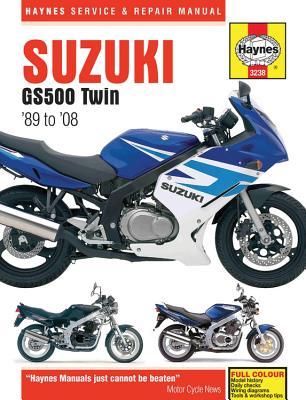 Suzuki GS500 Twins Service and Repair Manual - Haynes, John