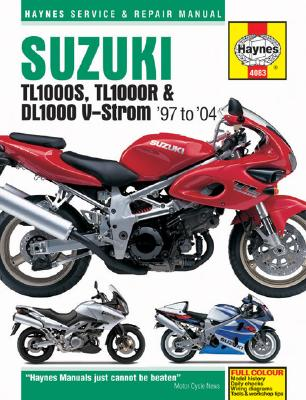 Suzuki TL1000S/R and DL1000 V-Strom: Service and Repair Manual - Coombs, Matthew