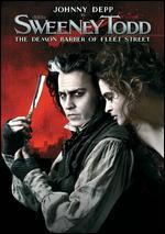Sweeney Todd: The Demon Barber of Fleet Street [Halloween 3D Lenticular Packaging]
