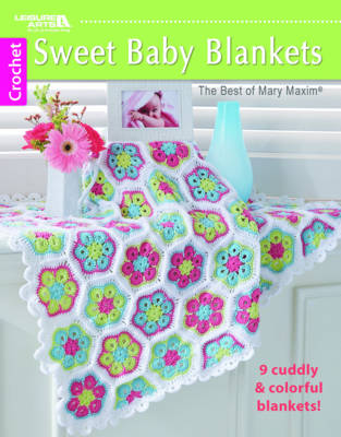 Sweet Baby Blankets: 9 Cuddly & Colorful Blankets! - Maxim, Mary