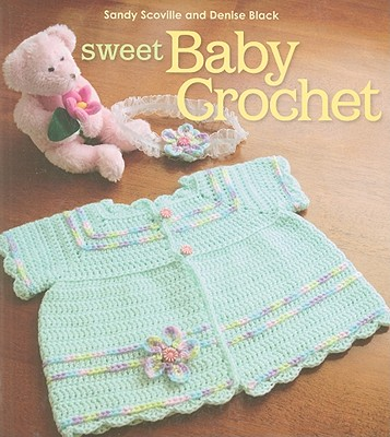 Sweet Baby Crochet - Scoville, Sandy, and Black, Denise