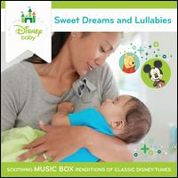 Sweet Dreams and Lullabies: Soothing Music Box Renditions of Classic Disney Tunes - Various Artists