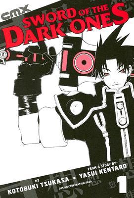 Sword of the Dark Ones - Tsukasa, Kotobuki, and Kentaro, Yasui