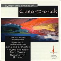 Symphonic Music of Cesar Franck - Earl Wild (piano)
