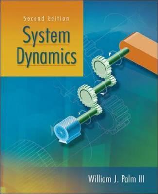 System Dynamics - Palm, William J, III, and Palm, III, and Palm III, William