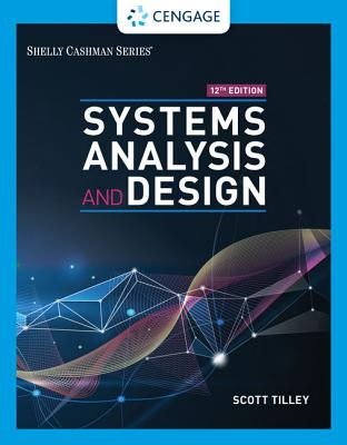 Systems Analysis and Design - Tilley, Scott