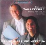 Tailleferre: Works for Violin and Piano