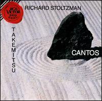 Takemitsu: Cantos - Barbara Allen (harp); David Frost (drums); David Frost (vibraphone); Fred Sherry (cello); Ida Kavafian (violin);...
