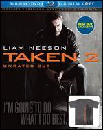 Taken 2 [Unrated/Theatrical] [Blu-ray/DVD] [Includes Digital Copy]