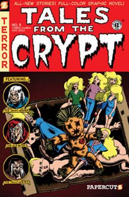 Tales from the Crypt #5: Yabba Dabba Voodoo - Van Lente, Fred, and Isabella, Tony, and Bilgrey, Marc
