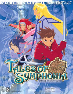 Tales of Symphonia(tm) Official Strategy Guide - Birlew, Dan, and Marcus, Phillip
